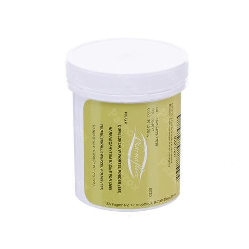 Harpagophytum Racine Pdr 100g Pharmafl