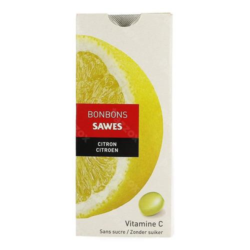 Sawes Bonbon Citron Ss Blist 10 Saw001