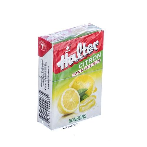Halter Bonbon Citron Ss 40g
