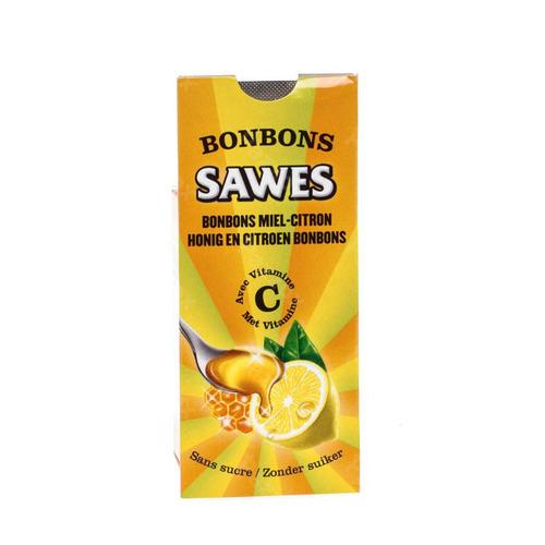 Sawes Bonbon Miel-citron Ss Blist 10 Saw000