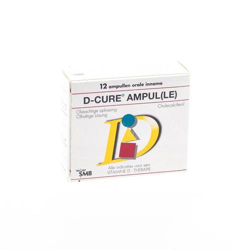 D-cure 12 Ampoules