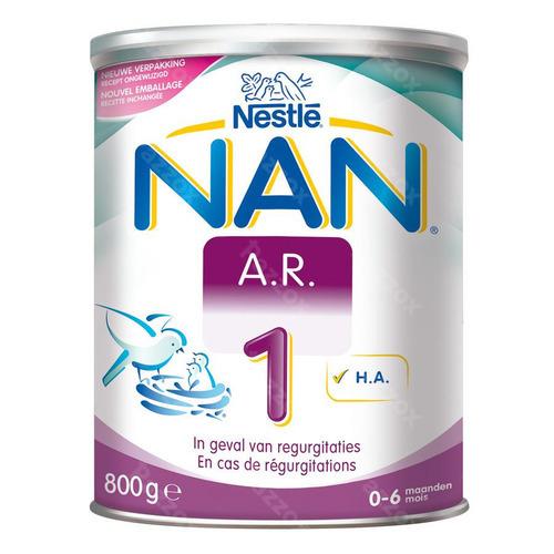 Nan Ar1 1age Pdr 800g