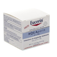 Eucerin Aquaporin Active Soin Hydra Ip25+uva 50ml