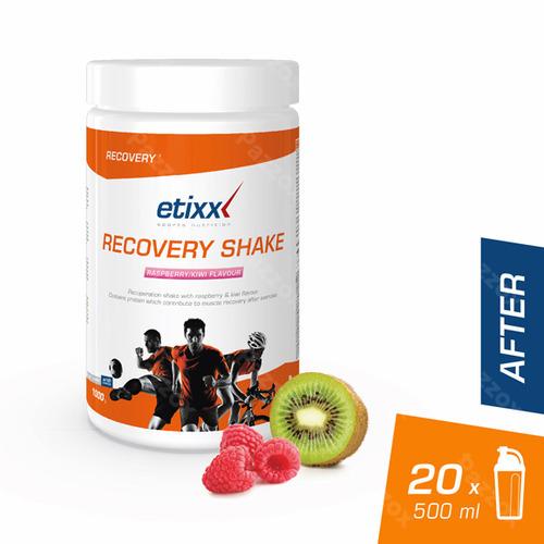 Etixx Recovery Shake Framboise-kiwi 1000g