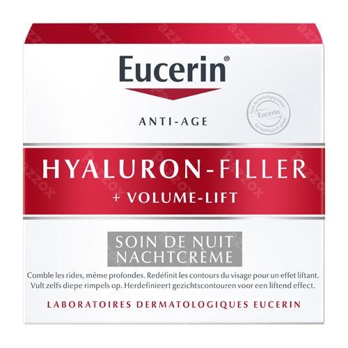 Eucerin Hyaluron Filler + Volume Lift Cr Nuit 50ml