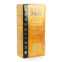 Heliocare 360° Mineral Tolerance Fluid Ip50 50ml