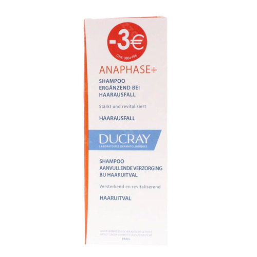 Ducray Anaphase Shampooing Antichute Promo -3€