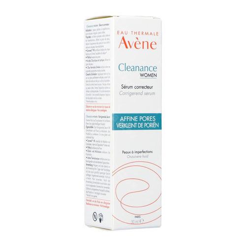 Avene Cleanance Women Serum Creme 30ml