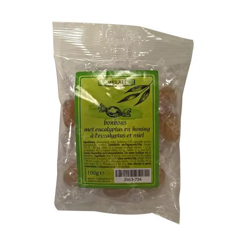 Melapi Bonbons Eucalyptus Miel 100 G 306