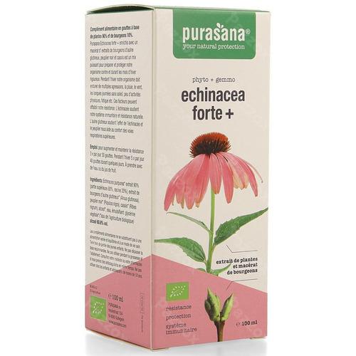 Purasana Echinacea Forte+ 100ml
