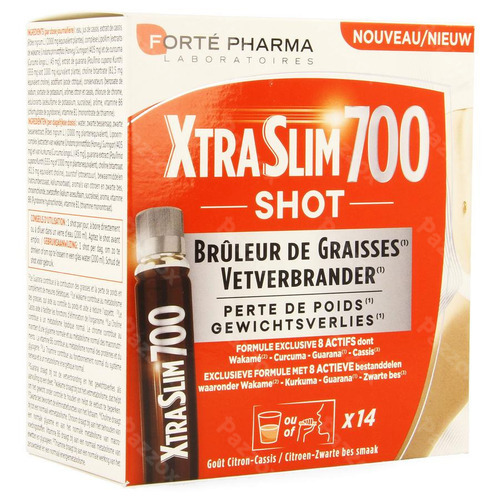 Xtraslim 700 Shots 14